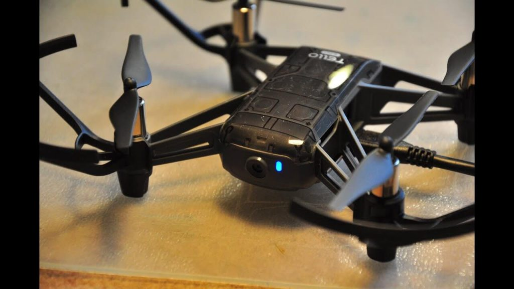 Tello EDU drone is used for coding for educational purpose for kids and teenagers.