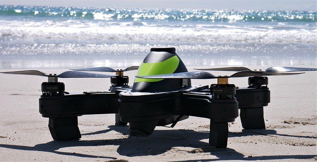 Cuta-Copter EX-1 4S Best fishing drone on the planet