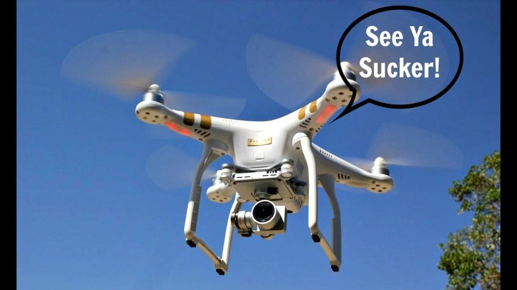 An image of a drone flyaways.