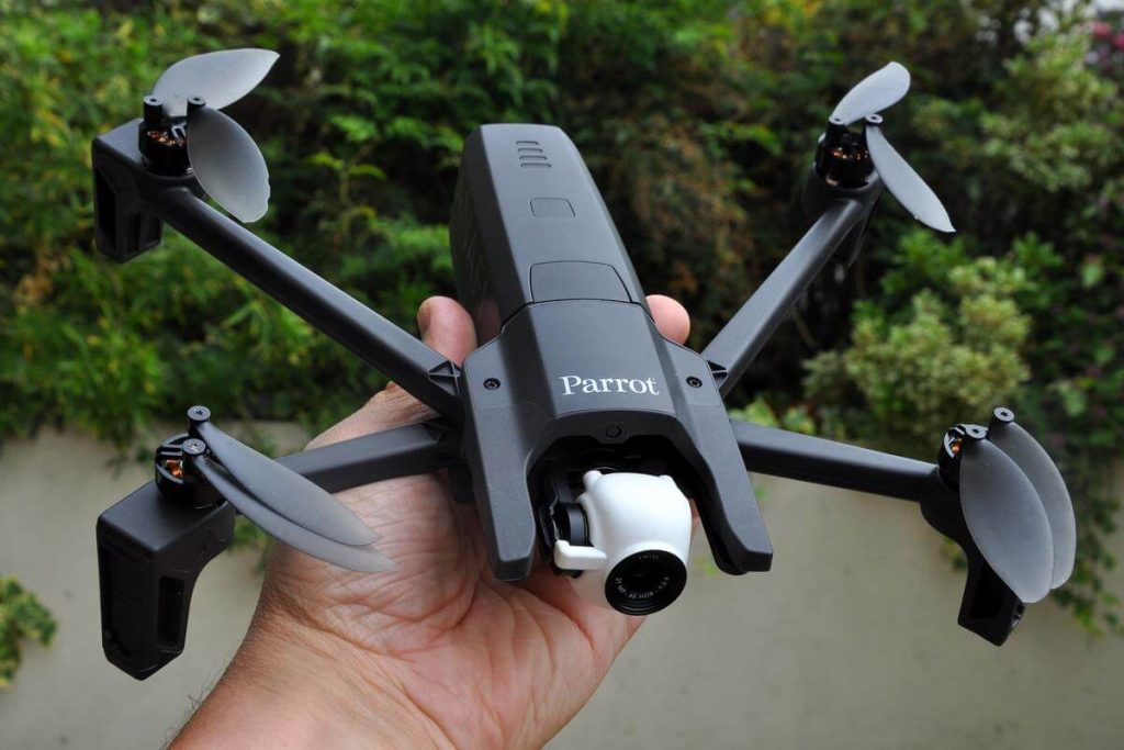 Parrot Anafi drone is a great competitor to DJI Drone