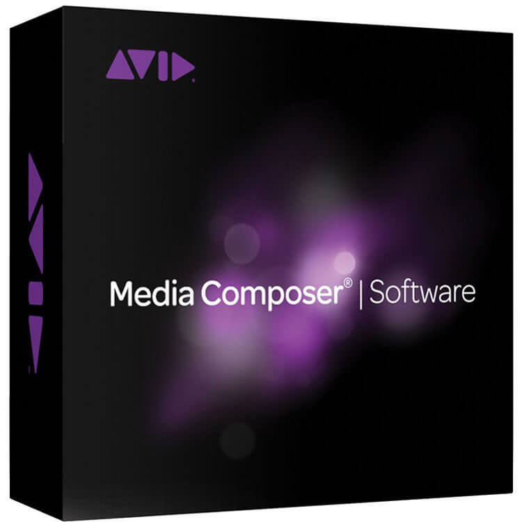 Avid Media Composer by Avid is the industry standard for editing fims.
