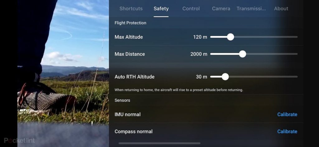 DJI Fly App for DJI Mini 2 to give you ultimate flying experience.