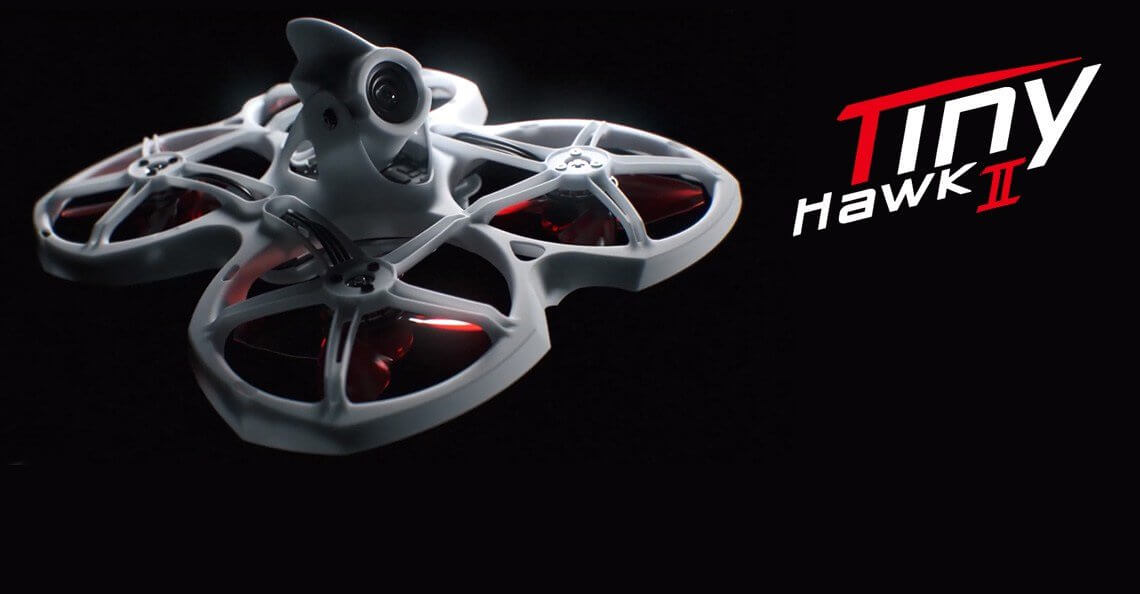 EMAX Tinyhawk 2 is a racing drone for beginners.