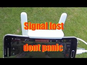 What to Do If Your Drone Lose the Signal
